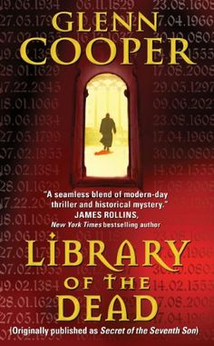 Library of the Dead: (Originally published as SECRET OF THE SEVENTH SON) (Will Piper Book 1) by Glenn Cooper http://www.amazon.com/dp/B00CO4GO8W/ref=cm_sw_r_pi_dp_G.JSwb1H7PP3C