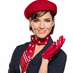 Boys, if you are looking for the hot flight attendants, try Air Berlin