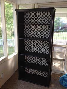 IKEA Bookcase Makeover
