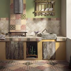 Obklady a dlažby od firmy Vinci projekt z Prahy. Dále dodáváme v Praze i do celé ČR mozaiky, velké formáty, koupelnové vybavení a sanitu, vany, umyvadla, baterie, zrcadla a další příslušenství kuchyní a bytů.