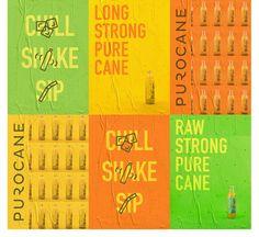 Purocane on Behance