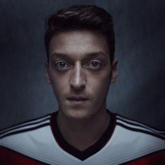 Mesut Özil // #DIEMANNSCHAFT von #PaulRipke @webguerillas München
