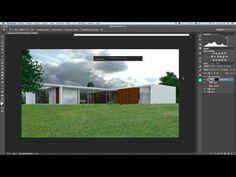 Artlantis 5 : Postproduction - Villa 1 - YouTube