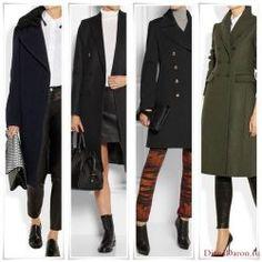 Классическое пальто — одежда, на которую стоит потратить деньги