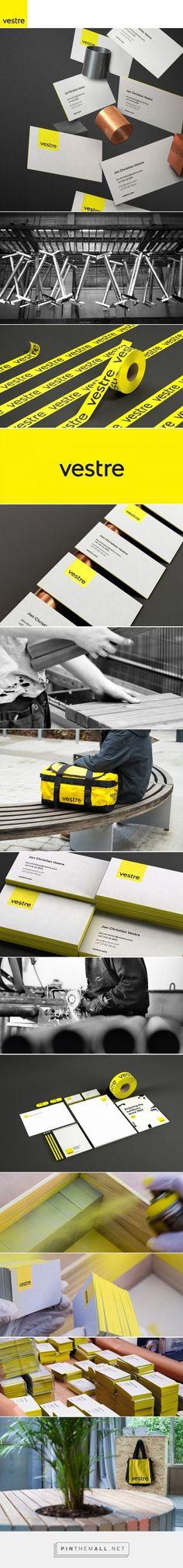 Vestre Outdoor Furniture Branding by Tank Design | Fivestar Branding Agency – Design and Branding Agency & Curated Inspiration Gallery #branding #designinspiration #design