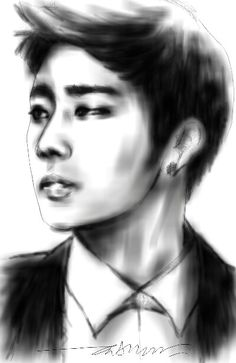 #Sunggyu sketch