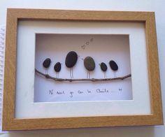 Irish Proverb Pebble Art by PebblePebbles on Etsy