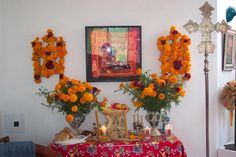 What is Day of the Dead in Mexico?   Zinnia Folk Arts