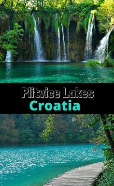 Plitvice Lakes National Park - a UNESCO world heritage site filled with beautiful lakes and waterfalls. A not to be missed place to visit in Croatia. Click to find out more!