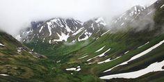 Crow Pass trail Alaska 2012