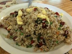 BBQ Pork Fried Rice Recipe