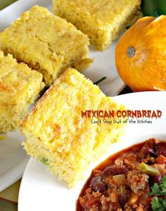 Mexican Cornbread   Can't Stay Out of the Kitchen   gluten free