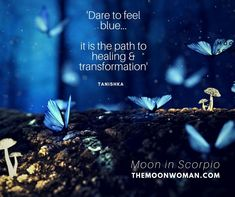 #mooninscorpio #themoonwoman
