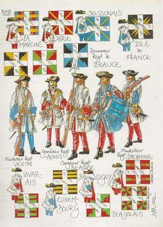 Army of Louis XIV (6)