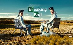 uhu: breaking bad wallpaper