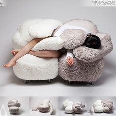 Here's a Full-Size Chair Version of a Boyfriend Pillow