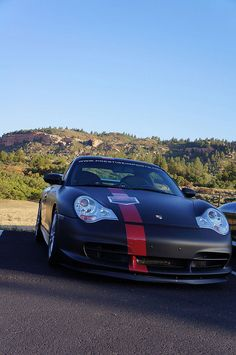 On September 8th, 2012, Prestige Imports Porsche Service Manager Dave Stribling drove the Prestige Imports race car, a 2004 Porsche 911 GT3, in the 6th Annual Drive For The Kids to benefit the Children's Hospital Colorado Sports Program. The goal of this event was to provide scenic driving, great food and lively conversation with other tour participants, all while supporting youth oriented charities.