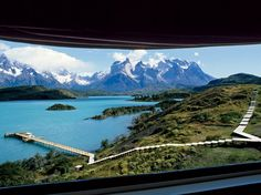 Room With a View : Hotel Salto Chico, Torres Del Paine National Park, Chile