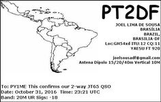 eQSL From pt2df