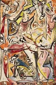 """roisinkiely: """" Jackson Pollock """""""