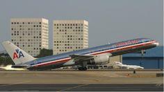 AA 757 Tail Drag
