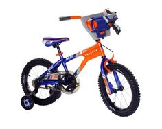 Nerf Boy's 16-Inch Bike, Blue and Orange Nerf http://www.amazon.com/dp/B00DF2YIB2/ref=cm_sw_r_pi_dp_DWDeub1RR4DKG
