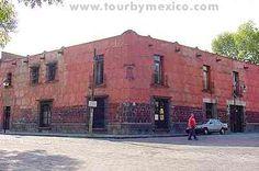 Casa Colorada (Casa de la Malinche). www.tourbymexico.com