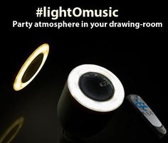 #lightOmusic Now enjoy soothing light with melodious harmony with Speaker LED Bulb http://www.bestofelectricals.com/enrg-bluetooth-speaker-led-bulb