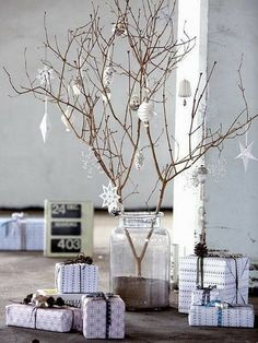 Ideas para decorar el árbol de navidad