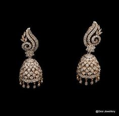 Diamond Jhumka