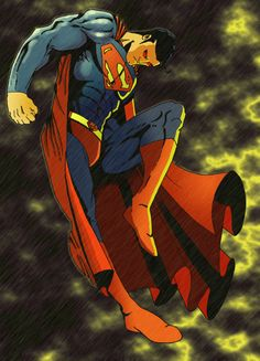 superman artwork | Unseen Superman Digital Fan-Art Images For All SuperMan Fans Out There