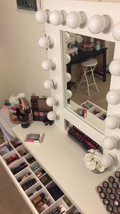 Vanity mirrors with lights #mirrorideasforvanity