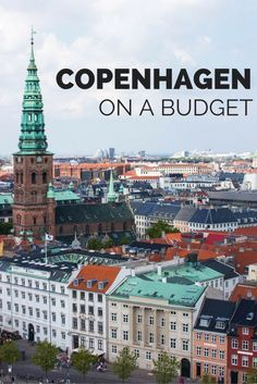 Although Denmark is expensive, it's still possible to navigate Copenhagen on a budget. Here are six ways to save money while exploring the Danish capital.