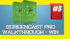 Walkthough WIN Screencast Pro Review and Bonuses Best Screencast Pro Rev...