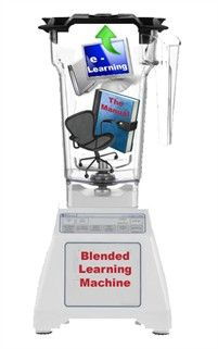 On blended learning: the more ways we teach, the more students we reach.