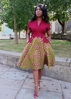 African clothes which is trendy. African clothes which is trendy. African clothes which is trendy. African clothes which is trendy. African Fashion Skirts, African Dresses For Kids, African Dresses For Women, African Print Dresses, African Print Fashion, Africa Fashion, African Attire, African Clothes, African Women