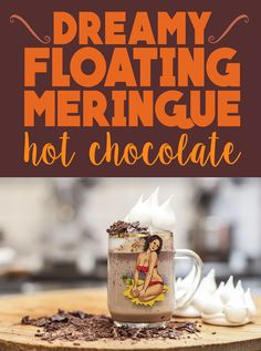 Everything You Need To Know About Floating Iceberg Hot Chocolate