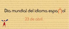 Feliz día mundial del idioma #Español
