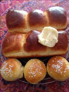 Cooking Chef Gourmet, Chef Recipes, Croissant, Hot Dog Buns, Doughnut, Nom Nom, Gluten, Bread, Pains