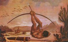 o-caboclo-jean-baptiste-debret | História de São Mateus