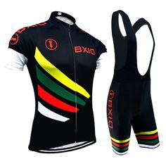 2017 BXIO Top Rate Cycling Jerseys Sets Pro Bike Teams Short Jersey Bicycle Clothing Hombre Verano Bicicletas Ropa Ciclismo 108