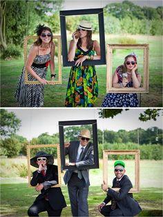 great party/wedding idea
