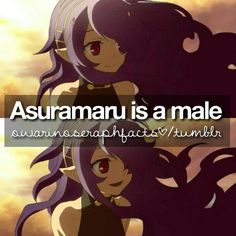 Owari No Seraph Facts ....of course he his. I didn't spend the entire anime thinking otherwise