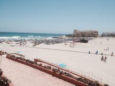 La Zenia beach in Orihuela Costa, Spain