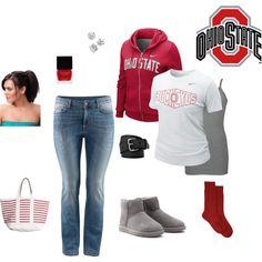 Outfit -- Ohio State