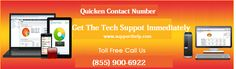Quicken Contact Number- Contact Number for Technical Support Around-the-Clock!
