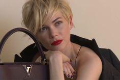 Michelle Williams Louis Vuitton Campaign A/W 13