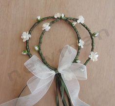 Στεφανάκι πράσινο! Wedding Favors, Wreaths, Home Decor, Wedding Keepsakes, Decoration Home, Door Wreaths, Room Decor, Deco Mesh Wreaths, Favors