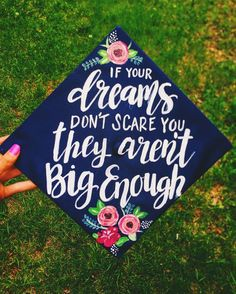 15 Cap Decorating Ideas for Graduating Women - Graduation Nursing School Graduation, Graduation Diy, Graduation Pictures, Senior Quotes High School Graduation, Graduation Cap Designs, Graduation Cap Decoration, Cap Decorations, Grad Cap, Disney College