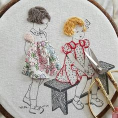 Embroidery/Appliqué Stitchery from lazy_needlework. Uploaded by Creunice Santos. These are the only info that was associated with this Image! DM for credit/removal Describe this picture with one word 😍 By 📷: i can't believe it's been over a yea Hand Embroidery Stitches, Silk Ribbon Embroidery, Crewel Embroidery, Embroidery Hoop Art, Hand Embroidery Designs, Vintage Embroidery, Embroidery Techniques, Cross Stitch Embroidery, Machine Embroidery